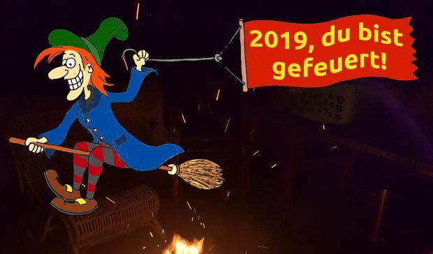 flyer silvester 2019